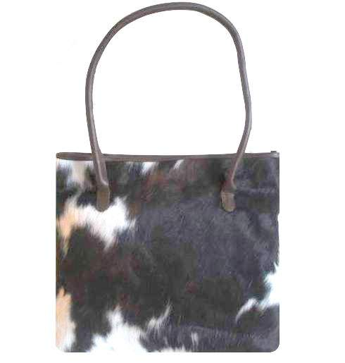 Bella Cow hide bag 9067 Clearance