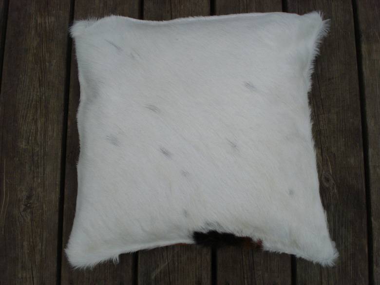 Cow hide cushion 108 20% discount