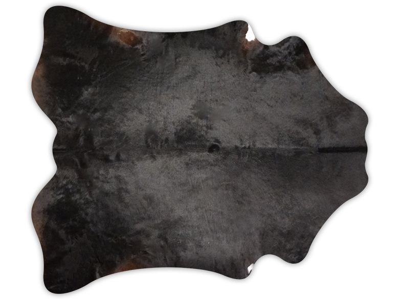 One Colour Cowhide Rug
